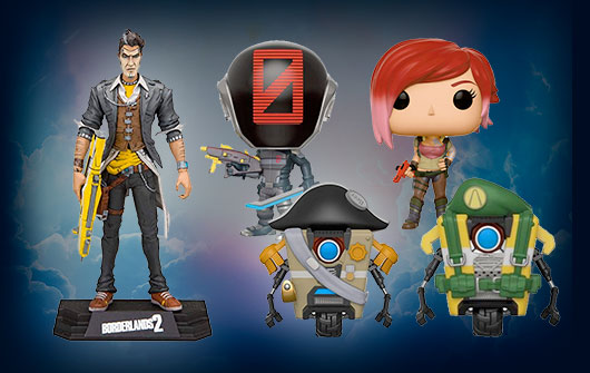 BORDERLANDS – MERCHANDISING