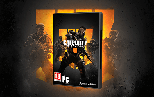 CALL OF DUTY BLACK OPS 4 – EDICIÓN ESTÁNDAR