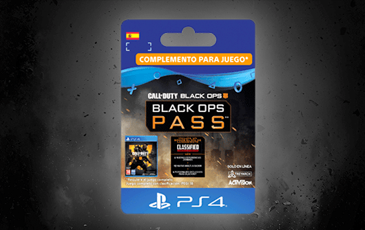 CALL OF DUTY BLACK OPS 4 –  BLACK OPS PASS PS4