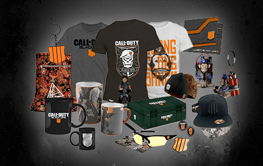 CALL OF DUTY BLACK OPS 4 –  MERCHANDISING