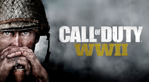 Call of duty WWII en GAME