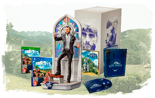 FAR CRY 5 – THE FATHER EDITION