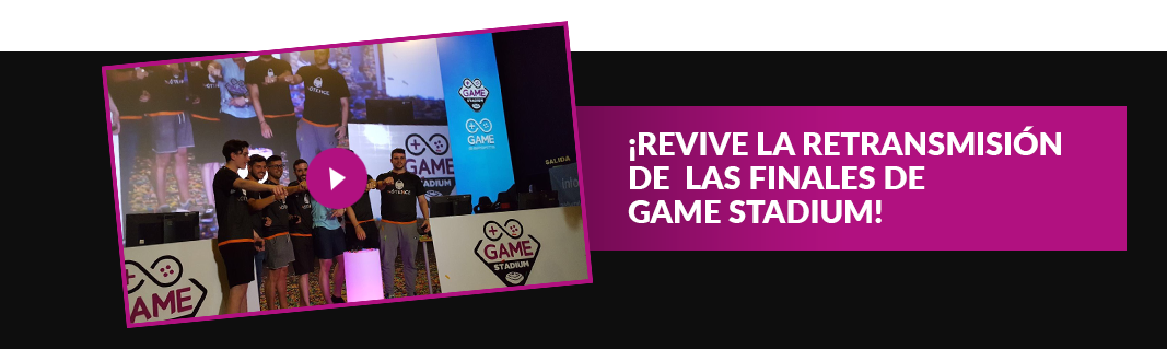 Finales de GAME Stadium