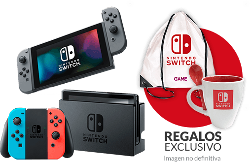 Nintendo SWITCH en GAME
